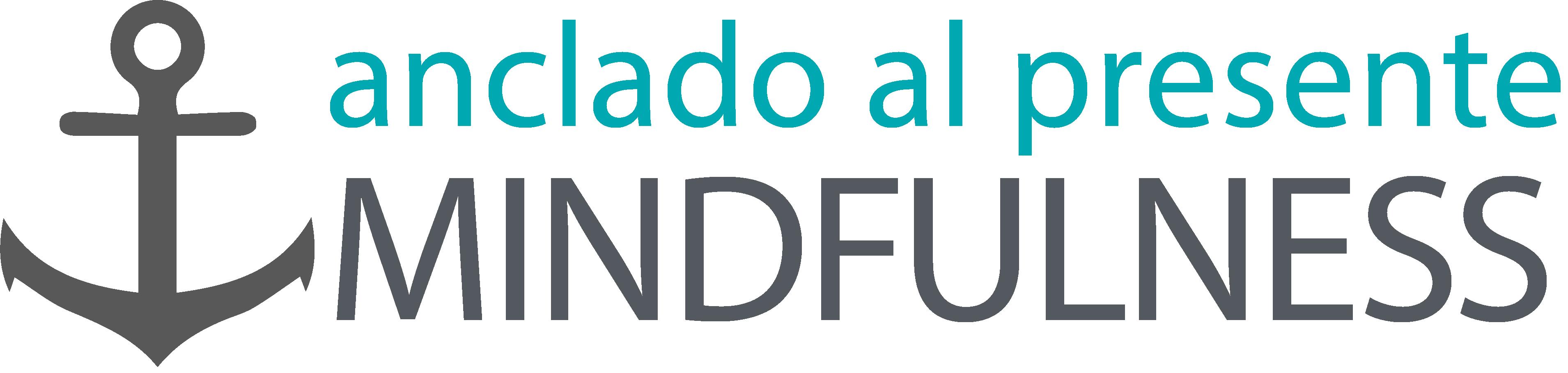 Cursos de Mindfulness en Pamplona - Logo Anclado al presente